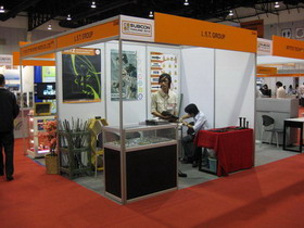 L.S.T. Group in Subcon Thailand 2010