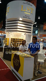 L.S.T. Group in Subcon Thailand 2014 (Sub-exhibition in Intermach 2014)